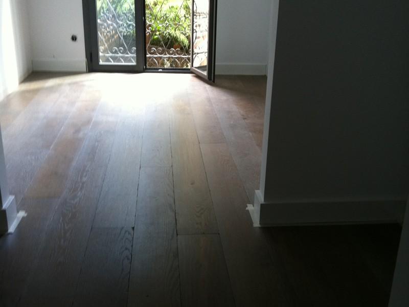 Proyectos park house studio parquet barcelona - Suelos de madera maciza ...