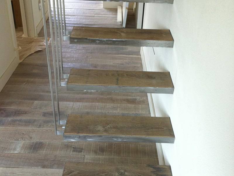 Parquet espiga y punta hungr a nuevos materiales en - Tarima madera interior ...