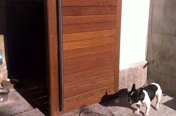 reforma de terraza con suelo de madera y park house studio parquet barcelona