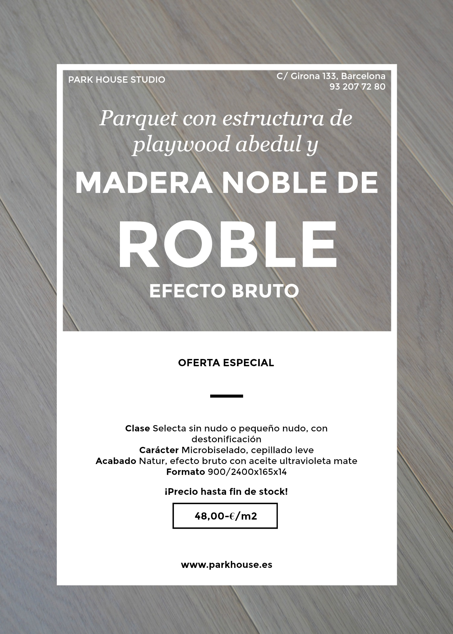 abedul roble efecto bruto